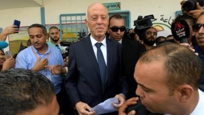 تیونس: ریٹائرڈ پروفیسر قیس سعید بھاری اکثریت سے صدر منتخب