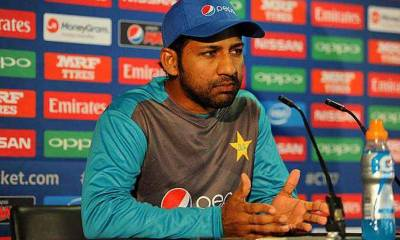 سرفراز احمد کا قومی ٹی ٹوئنٹی ٹورنامنٹ سندھ کی کپتانی سے انکار
