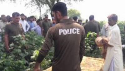 سیالکوٹ : 8 سالہ بچہ زیادتی کے بعد قتل، ورثا کی جانب سے شدید احتجاج، واقعے کا مقدمہ درج
