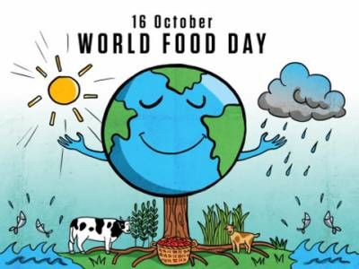 پاکستان سمیت دنیا بھر میں خوراک کا عالمی دن کل منایا جائے گا