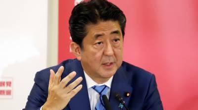 سمندری طوفان ہاگی بیس کو سنگین سانحہ قرار دینے والے ہیں: جاپانی وزیراعظم شنزو آبے