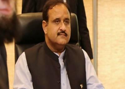 نئے پاکستان کی تعمیر وترقی کے سفر میں کسی کو حائل نہیں ہونے دیں گے:وزیراعلیٰ پنجاب