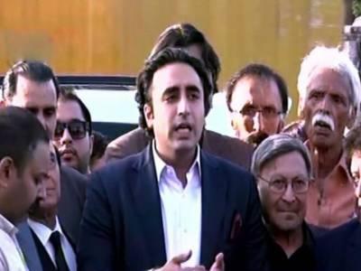 فواد چوہدری کا بیان خان صاحب کی پالیسی کی عکاسی کرتا ہے،حکومت کو گھر بھیجنے کے لیےپیپلز پارٹی مولانا فضل الرحمان کے ساتھ ہے:بلاول بھٹو