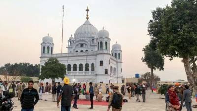 کرتار پور میں سکھ یاتریوں کے لیے نئے دو منزلہ لنگر ہال کا افتتاح کر دیا گیا