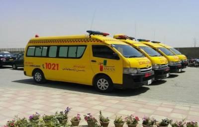 فنڈز کی عدم فراہمی:سندھ حکومت کی مفت ایمبولینس سروس معطل