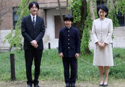 جاپان کی شہنشاہت کو وارثوں کی قلت