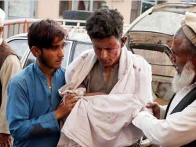 ننگر ہار،مسجد میں2بم دھماکے،62افراد ہلاک