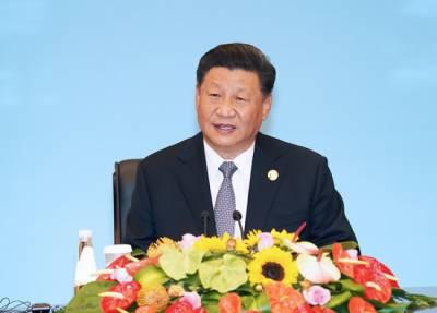 چینی صدرشی جن پنگ کا ساتویں عالمی ملٹری گیمز کے افتتاح کا اعلان