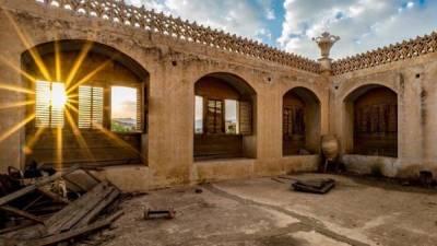 سعودی عرب: پتھر کا محل جس کا رنگ 100 سال میں تبدیل نہیں ہوا