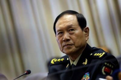 تائیوان کے مسئلہ کا حل چین کے مفاد میں ہے، چینی وزیر دفاع