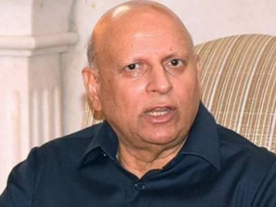 امن ہویاجنگ پاکستان راہداری میں رکاوٹ پیدانہیں کرےگا:گورنرپنجاب