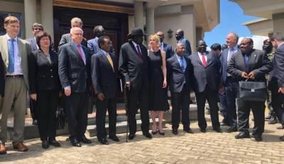 اقوام متحدہ کی سلامتی کونسل کا وفد جنوبی سوڈان کا دورہ کرے گا