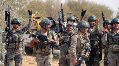 شام میں فوجی کارروائی پر روس کی ترکی پر تنقید