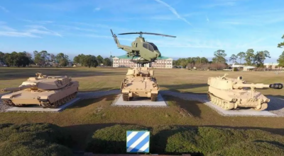 دوران تربیت جنگی ٹینک کو حادثہ،3 امریکی فوجی ہلاک،3 زخمی