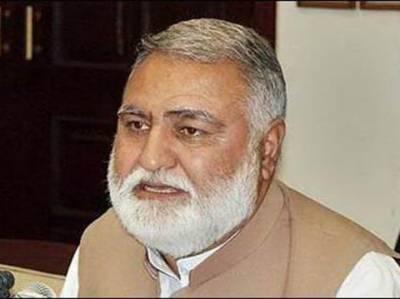 سابق وفاقی وزیر اکرم درانی نیب راولپنڈی میں پیش