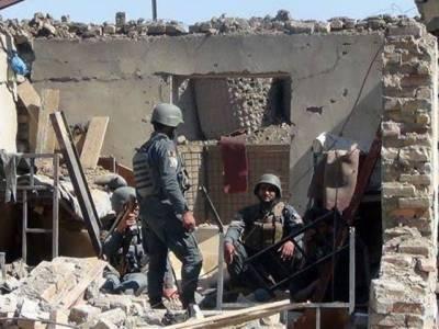 افغانستان میں سیکیورٹی چیک پوسٹ پر طالبان کا حملہ ،16 پولیس اہلکار ہلاک