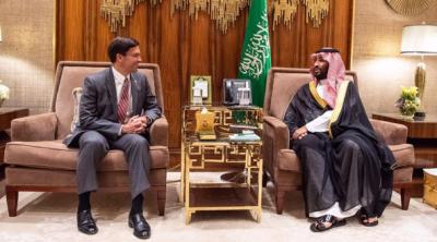ایران سے درپیش خطرات سے نمٹنے کے لیے سعودی عرب کی مدد کے پاپند ہیں:امریکا