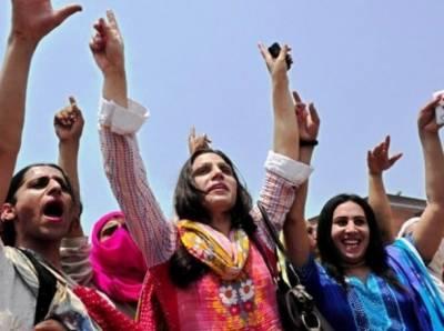 سندھ کابینہ کا خواجہ سراؤں کیلئے0.5 فیصد نوکریوں کا کوٹہ مقرر کرنے کی منظوری
