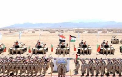 مصر اور اردن بحیرہ احمر میں مشترکہ فوجی مشقیں کریں گے