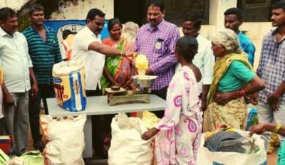 بھارت:استعمال شدہ پلاسٹک کے بدلے کھانادینے کی سہولت متعارف
