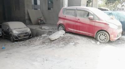 کراچی:لاوارث گاڑیوں اور موٹر سائیکلوں کی تعداد میں اضافہ