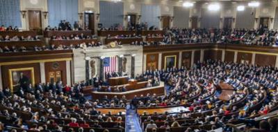 امریکی ارکان کانگریس نے مقبوضہ کشمیرمیں مسلسل فوجی محاصرے پر گہری تشویش ظاہرکی