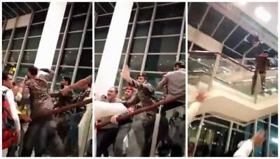 وزیراعظم کا اسلام آباد ائیرپورٹ پر مسافروں پر تشدد کا نوٹس،کارروائی کی ہدایت