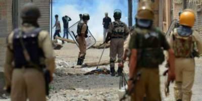 مقبوضہ کشمیر،بھارتی فوجیوں نے گزشتہ ماہ اکتوبر میں10کشمیریوں کو شہیدکیا