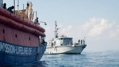 لیبیا:مغربی ساحل سمندر سے 200 غیر قانونی تارکین وطن کو بچا لیا گیا