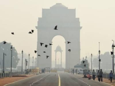 نئی دہلی میں فضائی آلودگی، صورتحال سنگین ہونے پر اسکولوں کو بند رکھنے کا فیصلہ