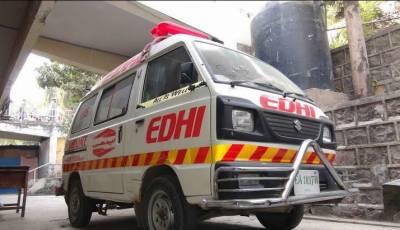 کراچی میں وائی فائی پاس ورڈ کے چکر میں باپ بیٹا قتل
