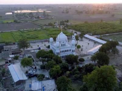 حکومت پاکستان نے کرتارپور راہداری کے افتتاح کے حوالے سے سریلی دھنوں اور خوبصورت اشعار پر مبنی نغمہ جاری کردیا۔