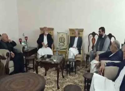 حکومت اور اپوزیشن کے درمیان مذاکرات کا ایک اور دورختم
