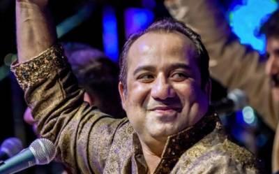 راحت فتح علی خان ویمبلے ایرینا کی جانب سے ایوارڈ لینے والے پہلے ایشیائی گلوکار