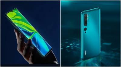 چینی کمپنی نے 108 میگا پکسل کیمرے والا نیا سمارٹ فون متعارف کرادیا