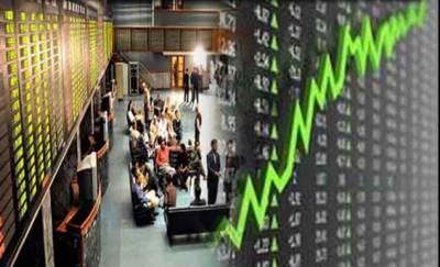 پاکستان اسٹاک ایکسچینج میں کاروبارکامثبت آغاز