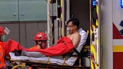 ہانگ کانگ قانون ساز کونسل کے رکن پر چاقو سے حملہ
