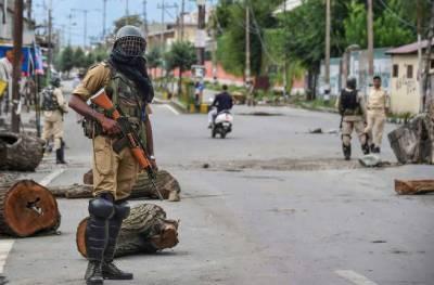 بھارتی فوجی محاصرے نے کشمیریوں کوانتہائی مشکلات سے دوچارکردیا:امریکی اخبار