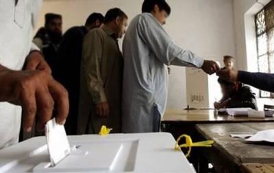 دادو پی ایس 86 میں ضمنی الیکشن کے لئے پولنگ جاری