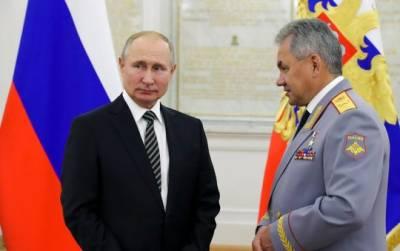 نئے ہتھیاروں سے روس کو قابلِ اعتماد تحفظ حاصل ہوگا،روسی صدر