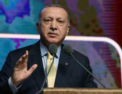 ترکی نے البغدادی کی اہلیہ کو گرفتار کر لیا، صدر طیب ایردوآن کی تصدیق