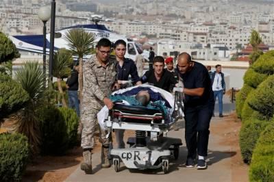 اردن میں چاقو حملے سے8 مقامی اور غیر ملکی سیاح زخمی،حملہ آور گرفتار