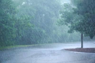 سرگودھا اورگردونواح سمیت ریجن بھر میں ہلکی اور تیز بارش