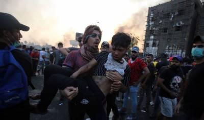 عراق میں پرتشدد عوامی احتجاج کی دوسری لہر،97افراد ہلاک