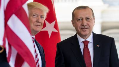 13 نومبر کو وائٹ ہاوس میں ترک صدر کا بے چینی سے منتظر ہوں:ٹرمپ