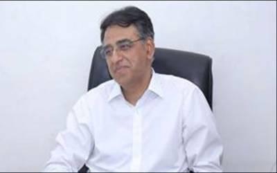 پاکستان فنانشل ایکشن ٹاسک فورس کے اہداف پر عملدرآمد کر رہا ہے: اسد عمر