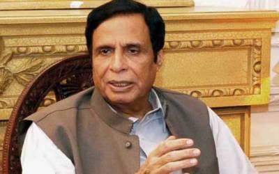 منتخب حکومت کے استعفے کا مطالبہ قبول نہیں: چودھری پرویز الہیٰ