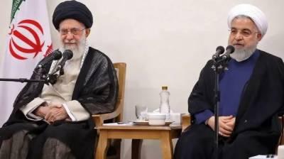 امریکا سے مذاکرات پر خامنہ ای اور روحانی کے درمیان اختلافات کا انکشاف