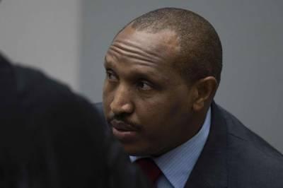 جنگی جرائم کی بین لاقوامی عدالت نے کانگو کے جنگی سردار باسکو ٹاگانڈا کو30 سال قید کی سزا سنادی