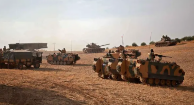امریکا نے ترکی سے اسلحہ معاہدوں،شام میں جنگی جرائم کی تحقیقات شروع کردیں